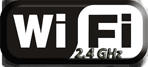 Oferujemy dostęp do internetu w technologii  2.4 GHz